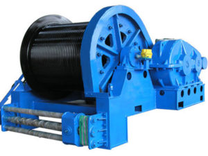 Ellsen electrical cable pulling equipment cable winch for sale