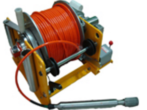 Electric cable pulling winch for sale
