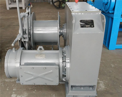 Ellsen 5 ton electric winch for sale