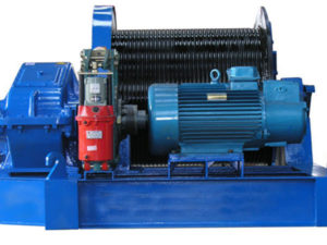 Ellsen Electric Winch for Sale