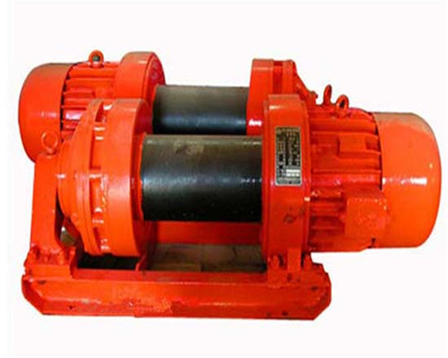 AQ-JKD electric hoist winch with variable speed