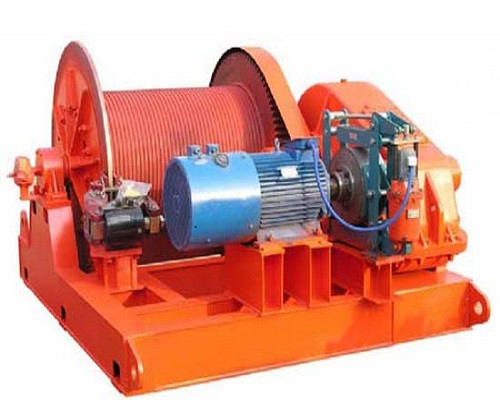 Ellsen electric hoist winch for sale