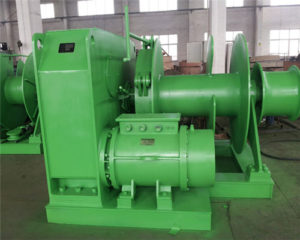 heavy duty electric marine winch for sale