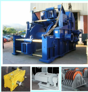 Ellsen marine equipment your best marine windlass manufacturer