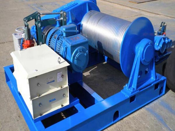 Variable Speed electric cable hoist winch for sale