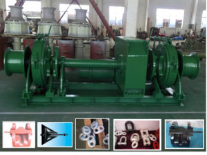 hydraulic marine anchor windlass for sale