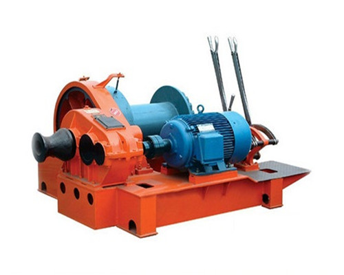 Ellsen JKL Electric Rope Winch for Sale