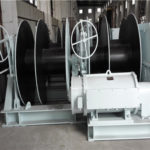 Electric drum winch for sale