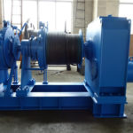 Ellsen Brand China Electric Anchor Winch for Sale