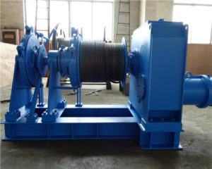16mm electric anchor winch