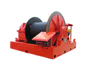 China Cheap AQ-JMM Electric Rope Winch for Sale