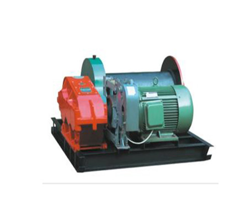 2 tons AQ-JM electric winch for sale