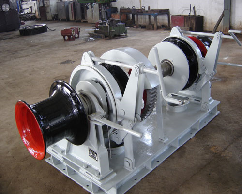 Brand Mooring Winch Made in China for Sale