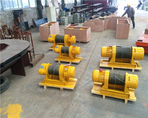 Ellsen JKD 2 Tons Electric Winches for Sale