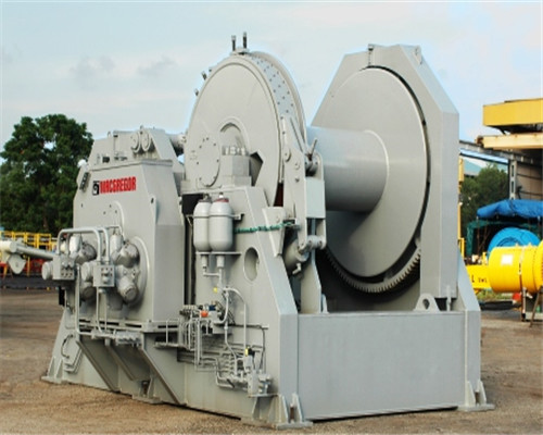 AQ-JTP 100 Tons Winch for Sale
