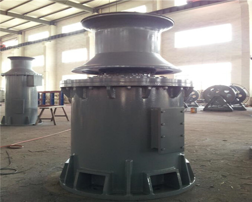 Ellsen 5T electric vertical capstan for sale