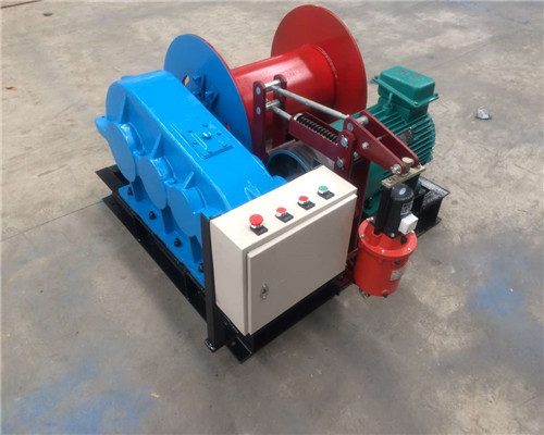 Brand AQ-JKL 5 ton Hoist Winch for Sale