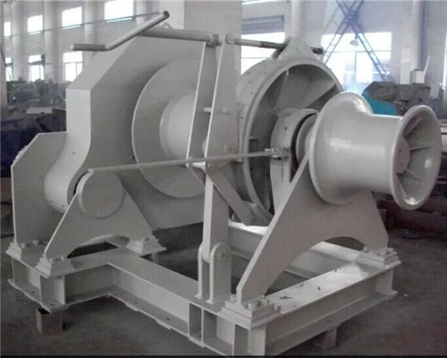 220v -690 v 5t mooring winch for slae