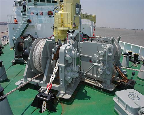 Ellsen Anchor and mooring winch for sale