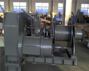 Ellsen Electric mooring winch for sale