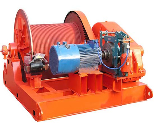 220V - 690 V 3 tons Electric Winch for Sale