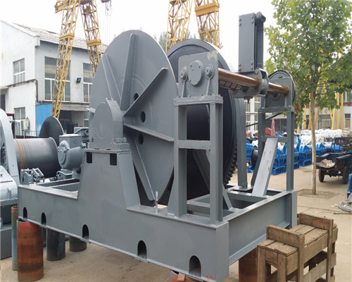AQ-JM 50 tons Winch for sale