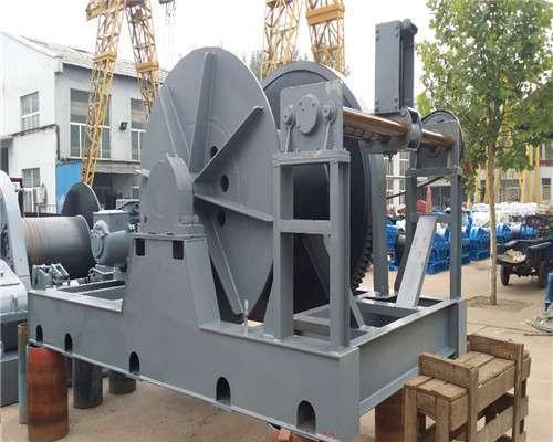 JM 50 tons Winch for sale