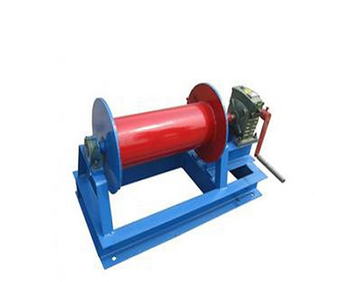 Brand AQ-JK 1 Ton Electric Winch made in China