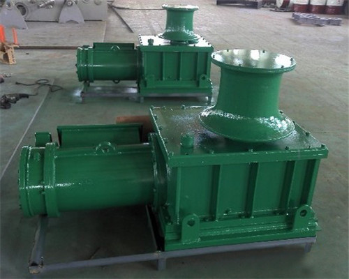 horizontal type electric capstan for sale