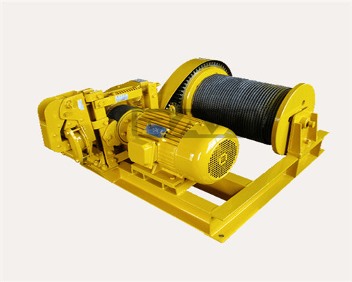 Fast Speed AQ-JK AC WInch for Sale