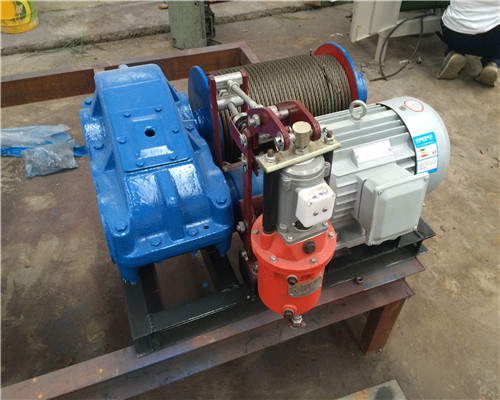 JK Ligh Duty Fast Speed AC Winch for Sale
