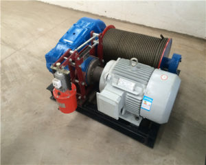 2 Tons Aq-JK Variable Speed AC Winch for Slae