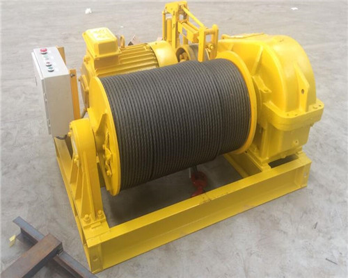 3t cable winch