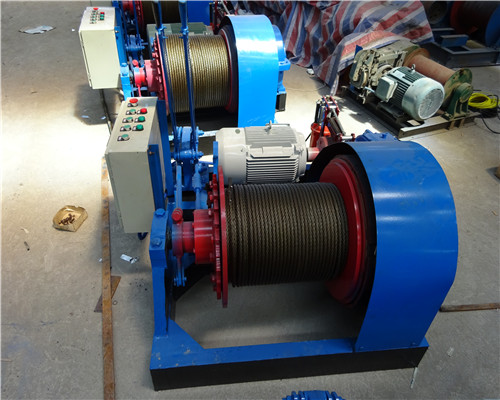 AQ-JKL2TVariable Speed Electric Winch for Sale