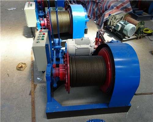 JKL2T JKL3T Variable Speed Ellectric Winch for Sale