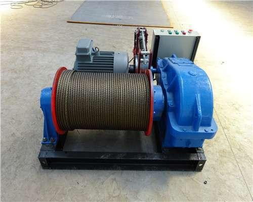 Ellsen High Speed Electric Winch for Sale