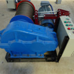 Variable Speed Electric Winch