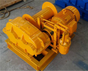 Brand AQ-JM 1 Ton Electric Winch for Sale