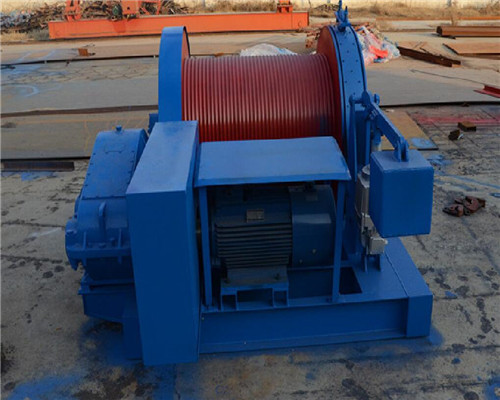 AQ-JM 20 ton Electric Heavy Duty Winch for Sale