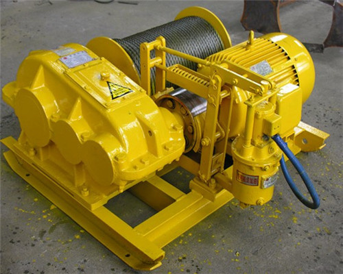 Brand AQ-JM Five Tons Electric Winch for Sale