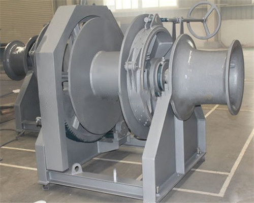 Ellsen single drum winch for sale