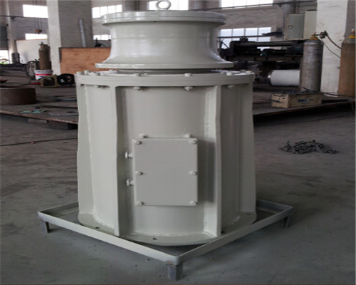 Ellsen 8 Ton vertical electric capstan for sale