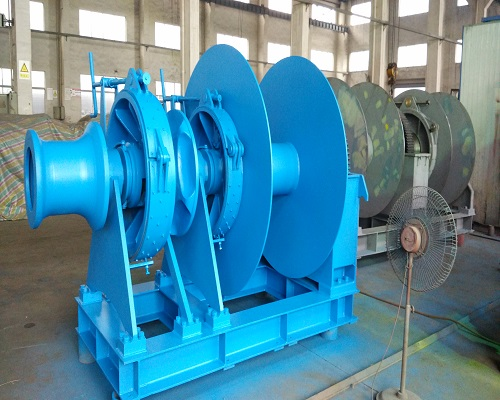 Ellsen Marine Drum Winch for Sale