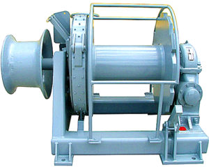 Ellsen Drum Anchor Winch for Sale