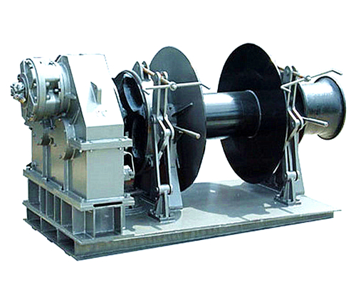 Ellsen Brand Anchor Drum Winch