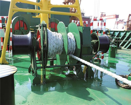 heavy duty split drum winch for sale