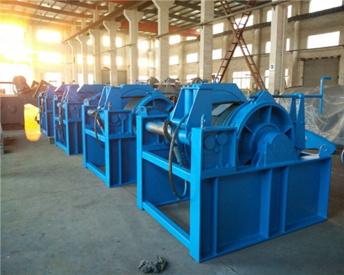 Ellsen wholesale hydraulic winch