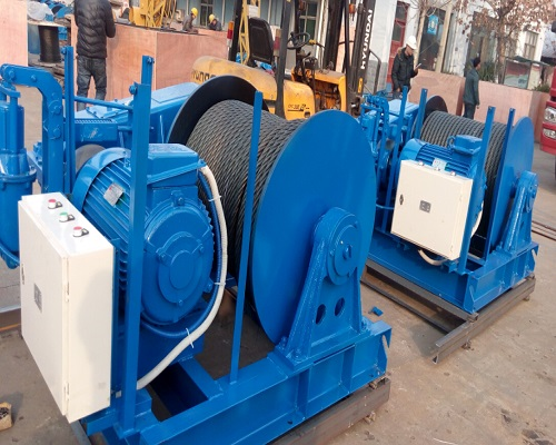 Ellsen 10T jm electric winch for sale