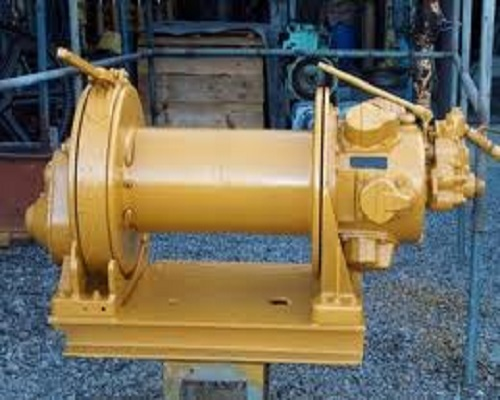 hand hoist winch for small boats