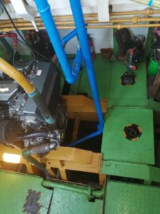 Winch Installating on Philippines